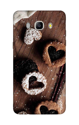 Heart Cookies Samsung J7 2016 Cases & Covers Online