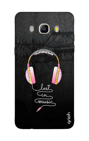Lost In Music Samsung J7 2016 Cases & Covers Online