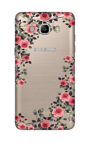 Floral French Samsung J7 2016 Cases & Covers Online