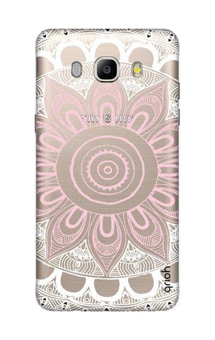 Pink Mandala Samsung J7 2016 Cases & Covers Online