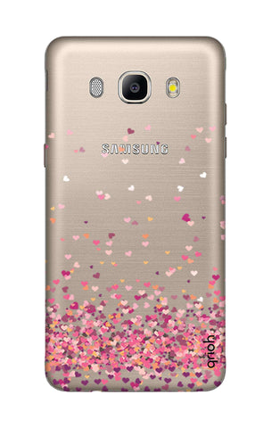 Cluster Of Hearts Samsung J7 2016 Cases & Covers Online