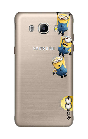 Falling Minions Samsung J7 2016 Cases & Covers Online