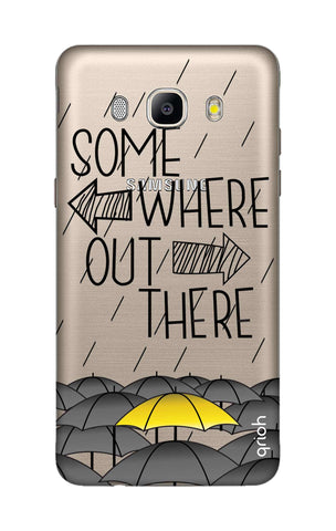 Somewhere Out There Samsung J7 2016 Cases & Covers Online