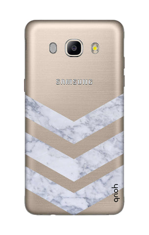 Marble Chevron Samsung J7 2016 Cases & Covers Online