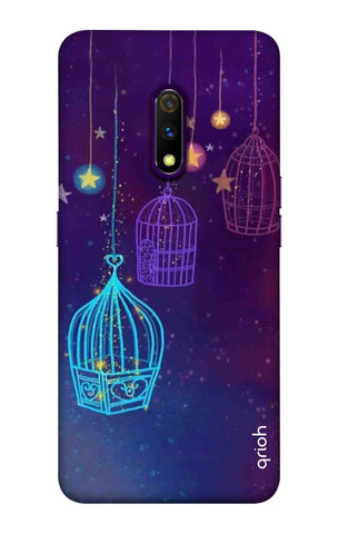 Cage In The Dark Realme X Cases & Covers Online
