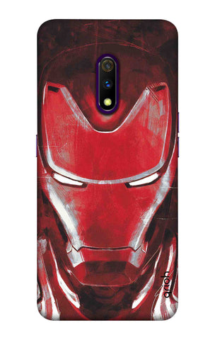 Grunge Hero Realme X Cases & Covers Online