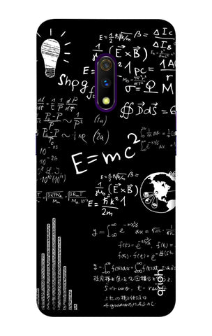 Complex Formula Case Realme X Cases & Covers Online
