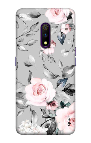 Gloomy Roses Case Realme X Cases & Covers Online