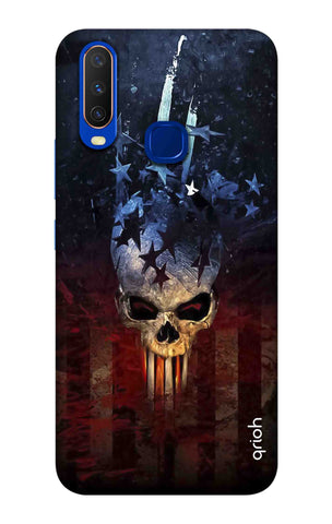 Star Skull Vivo Y15 2019 Cases & Covers Online