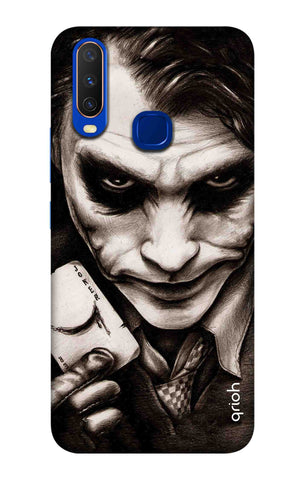 Why So Serious Vivo Y15 2019 Cases & Covers Online