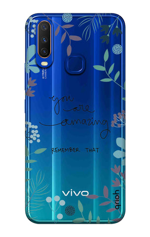 You're Amazing Vivo Y15 2019 Cases & Covers Online