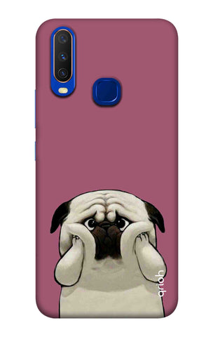 Chubby Dog Case Vivo Y15 2019 Cases & Covers Online