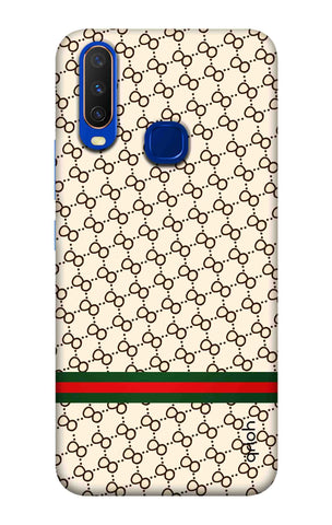 Luxurious Pattern Case Vivo Y15 2019 Cases & Covers Online