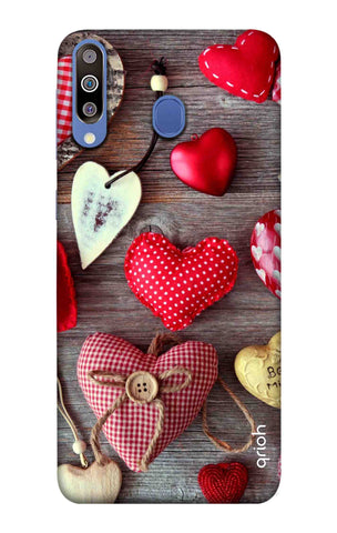 Be Mine Samsung Galaxy M40 Cases & Covers Online