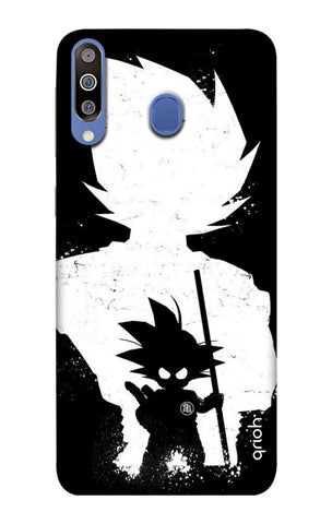 Goku Unleashed Samsung Galaxy M40 Cases & Covers Online