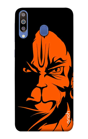 Lord Hanuman Samsung Galaxy M40 Cases & Covers Online