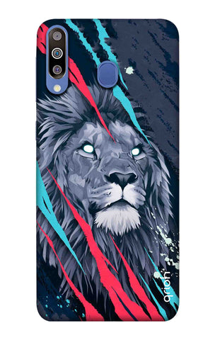 Beast Lion Samsung Galaxy M40 Cases & Covers Online