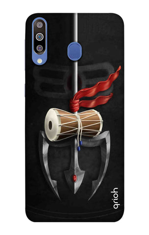 Mahadev Trident Samsung Galaxy M40 Cases & Covers Online