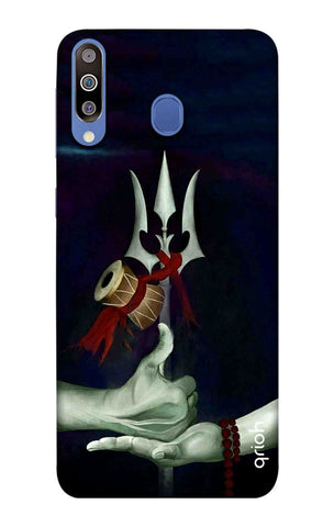 Shiva Mudra Samsung Galaxy M40 Cases & Covers Online