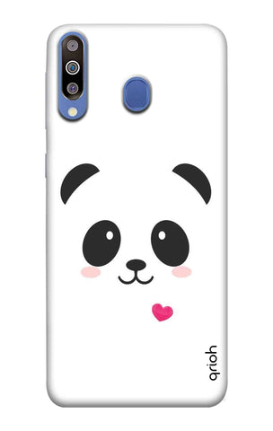 Panda Heart Samsung Galaxy M40 Cases & Covers Online
