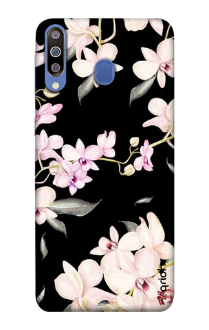 Seamless Flowers Samsung Galaxy M40 Cases & Covers Online