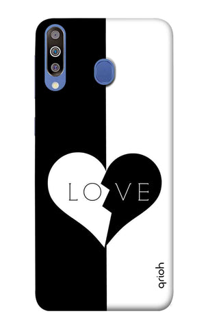 Love Samsung Galaxy M40 Cases & Covers Online