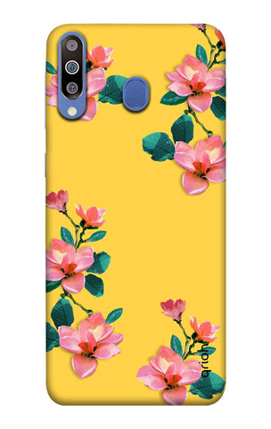 Elegant Floral Case Samsung Galaxy M40 Cases & Covers Online
