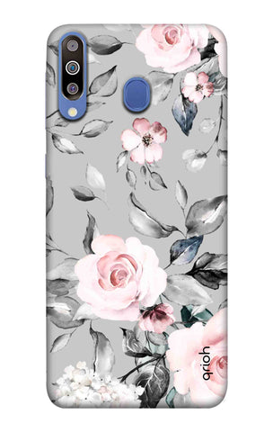 Gloomy Roses Case Samsung Galaxy M40 Cases & Covers Online