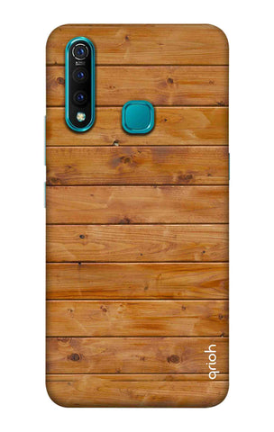 Natural Wood Vivo Z1 Pro Cases & Covers Online