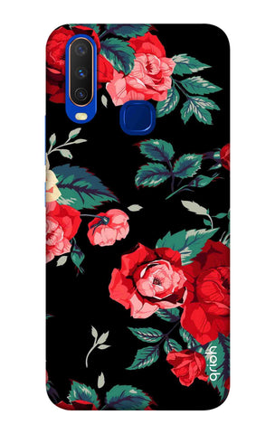 Wild Flowers Vivo Y12 Cases & Covers Online