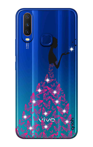 Princess Case With Heart Vivo Y12 Cases & Covers Online