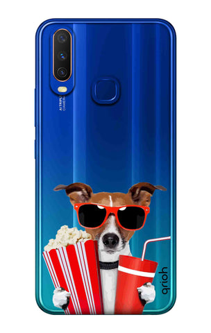 Dog Watching 3D Movie Vivo Y12 Cases & Covers Online