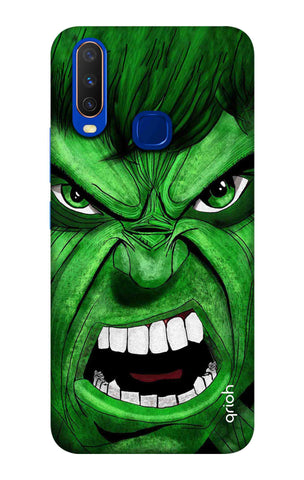 Angry Man Case Vivo Y12 Cases & Covers Online