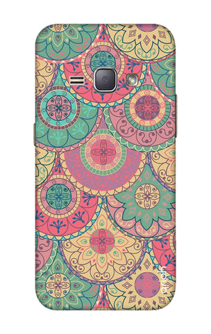 Colorful Mandala Samsung J1 2016 Cases & Covers Online