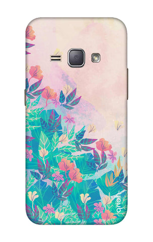 Flower Sky Samsung J1 2016 Cases & Covers Online