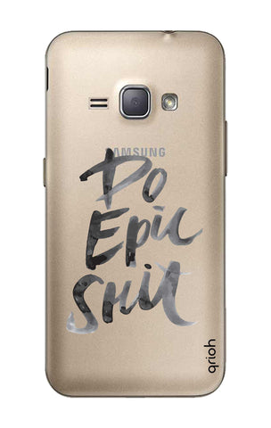 Do EPIC Shit Paint Samsung J1 2016 Cases & Covers Online