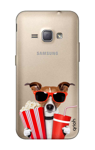 Dog Watching 3D Movie Samsung J1 2016 Cases & Covers Online