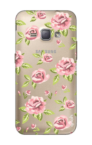 Elizabeth Era Floral Samsung J1 2016 Cases & Covers Online