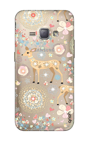 Bling Deer Samsung J1 2016 Cases & Covers Online