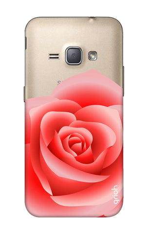 Peach Rose Samsung J1 2016 Cases & Covers Online