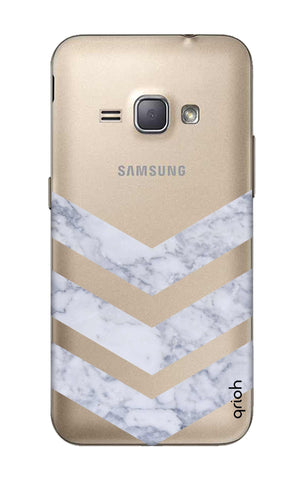 Marble Chevron Samsung J1 2016 Cases & Covers Online