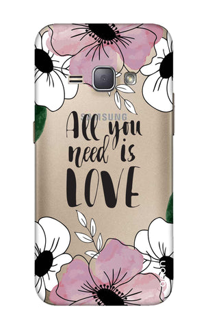 All You Need is Love Samsung J1 2016 Cases & Covers Online