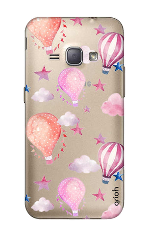 Flying Balloons Samsung J1 2016 Cases & Covers Online