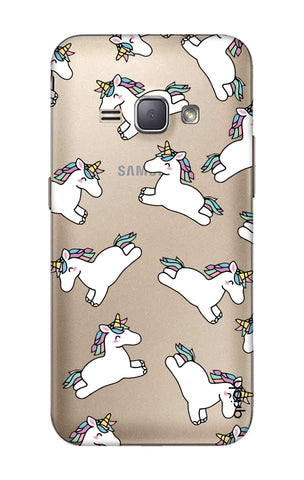 Jumping Unicorns Samsung J1 2016 Cases & Covers Online