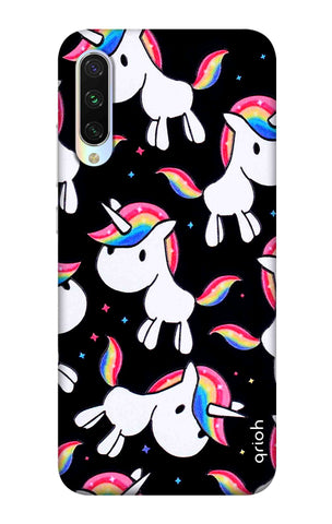 Colourful Unicorn Xiaomi Mi CC9 Cases & Covers Online