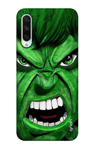 Angry Man Case Xiaomi Mi CC9 Cases & Covers Online