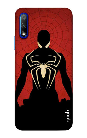 Spider in Men Honor 9X Cases & Covers Online