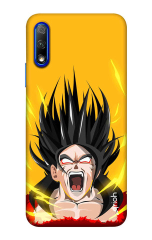 Super Saiyan Case Honor 9X Cases & Covers Online