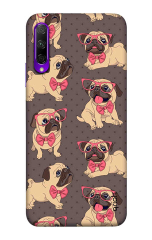 Adorable Pug Case Honor 9X Pro Cases & Covers Online