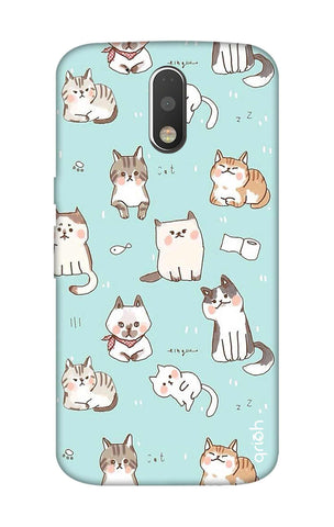 Cat Kingdom Motorola Moto G4 Plus Cases & Covers Online